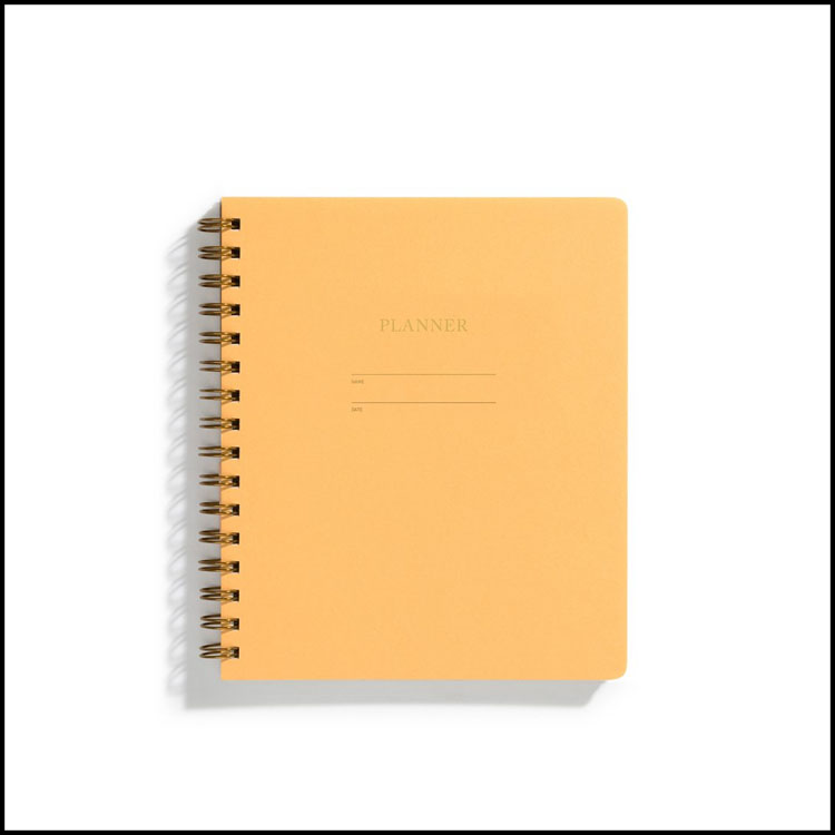 SHORTHAND PLANNER -