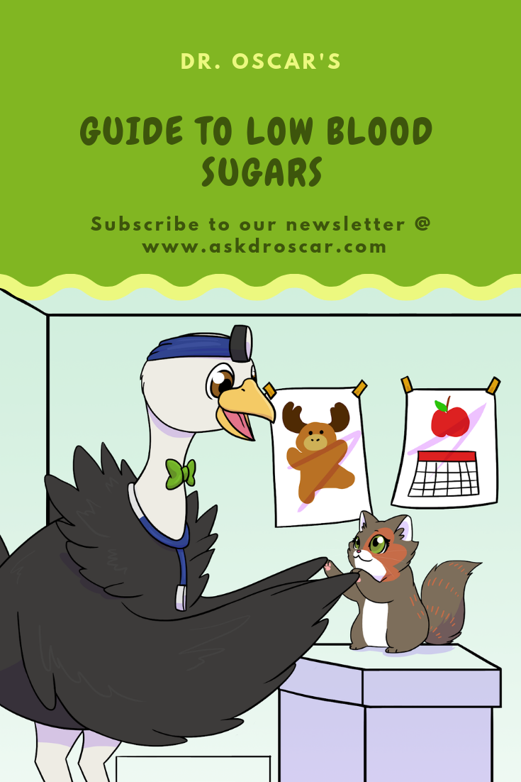 Oscar's Guide to Low Blood Sugars.png
