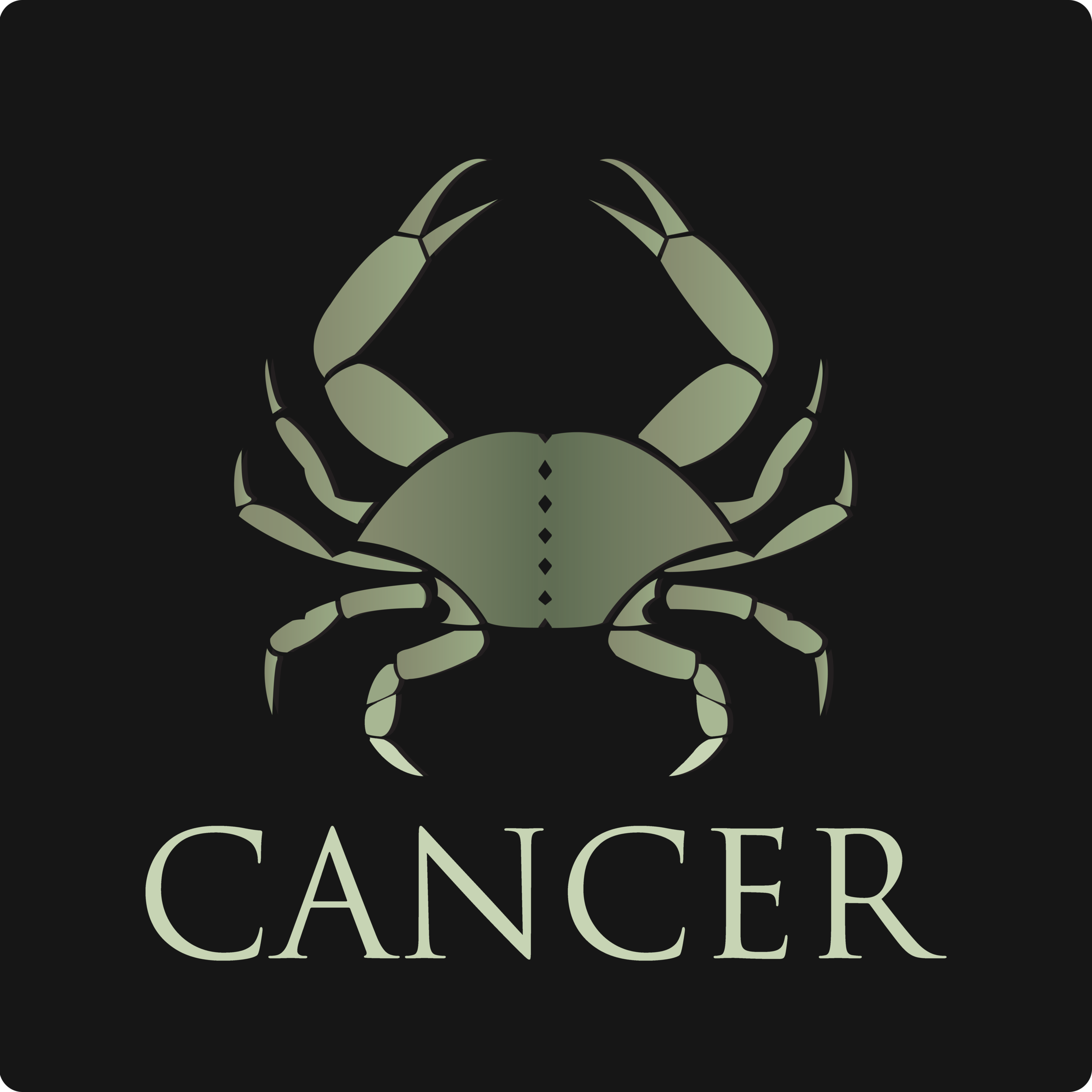 Cancer Vector Green.png
