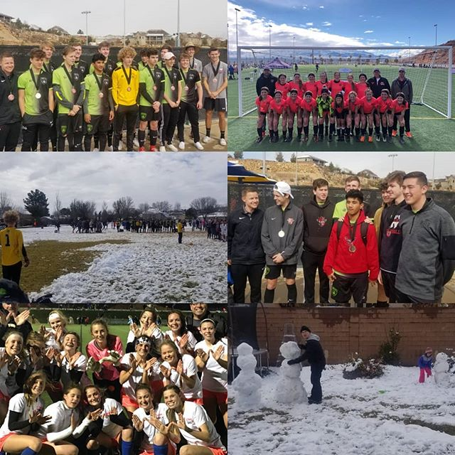 7 SWAT teams headed south for some sunny warm soccer weather....6 teams advanced to semi finals and 4 moved on to the championship game... Stay tuned. ⚽🏅😎😎 #rslpresidentscup #rageinvitational #icebreakers  #swatsoccer #swatcrush #swatunited
