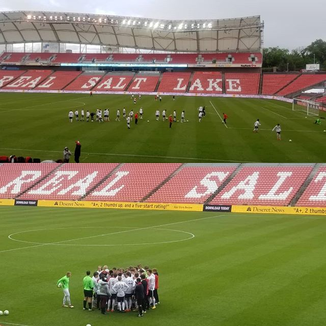 11 SWAT players representing Weber high school in the 6A state championship game at Rio Tinto stadium. Go Weber warriors!!! #swat #swatunited #swatcrush #swatsoccer