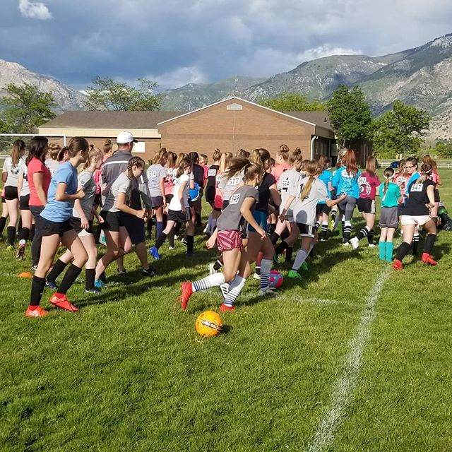 3rd night of SWAT try outs in the books. Thanks to all who tried out and left it on the pitch! ⚽ #swatsoccer #swatcrush #swatunited #swattryouts #swatrecreation