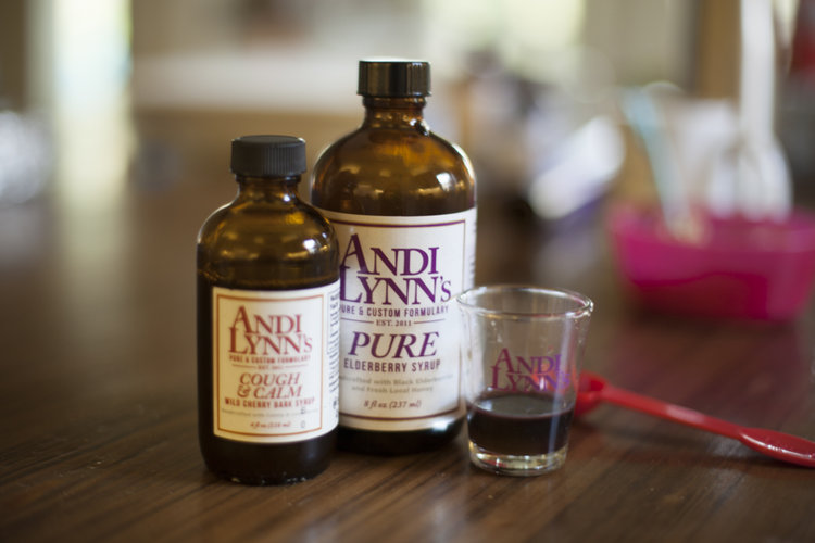 Andi Lynn's - PURE & CUSTOM FORMULARY