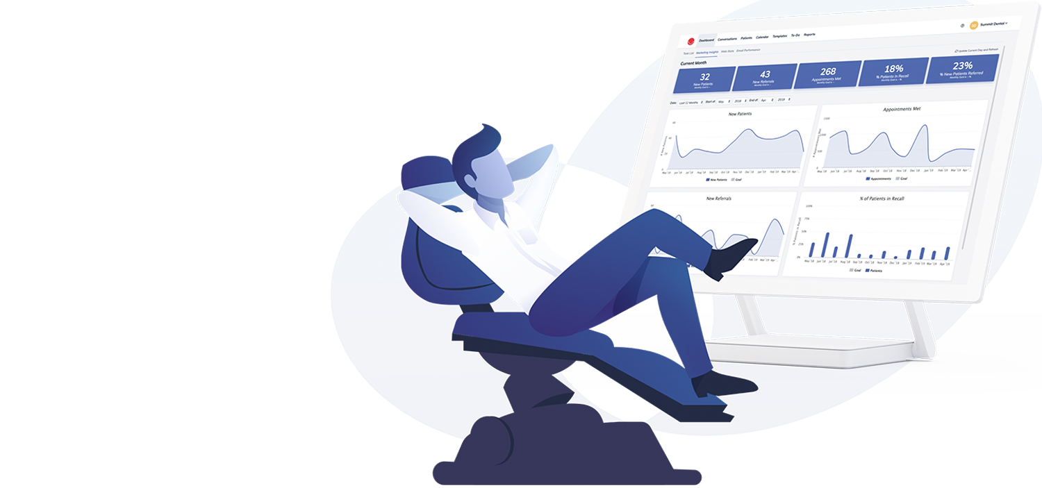Your all-in-one patient engagement software. - Legwork is a powerful set of marketing and patient experience tools designed to help you grow your dental practice.