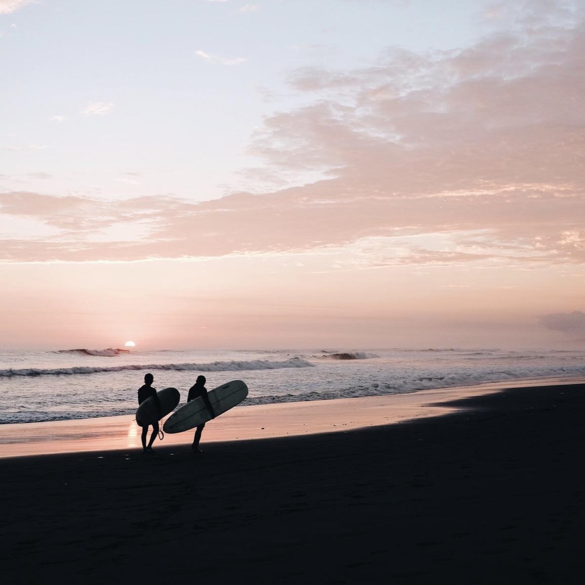 Athleta - Role: female surfer