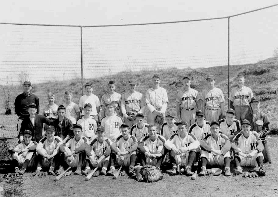SPORTS - 1945 KHS BASEBALL City, District, & Sectional Champs.jpg