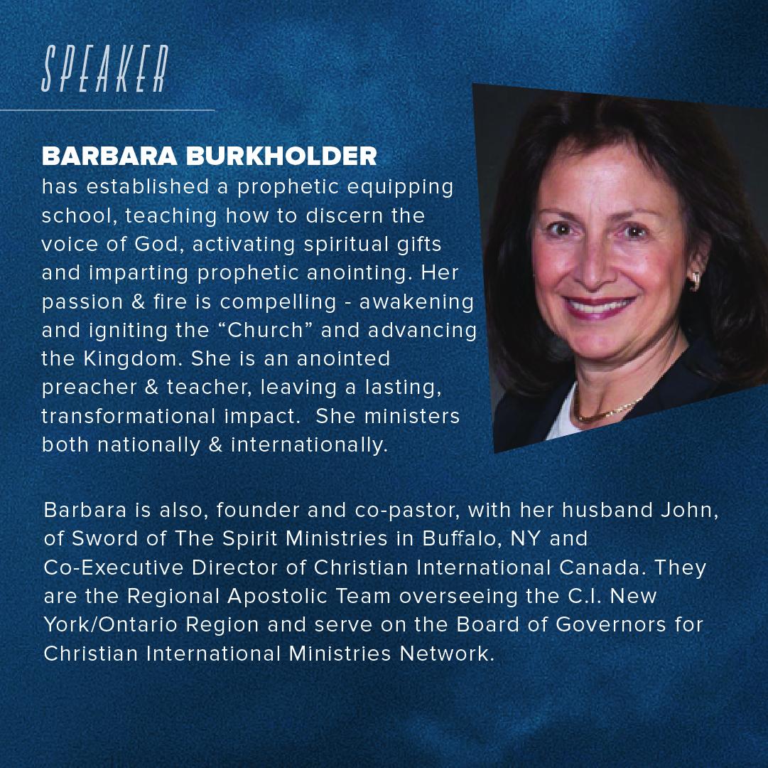 Barbara Burkholder Bio (Facebook Instagram Square)