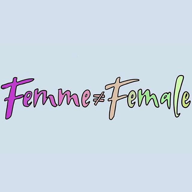 Your daily reminder! 🗣🗣🗣 ⠀⠀⠀⠀⠀⠀⠀⠀⠀ @gayettesmag is a magazine centering femme queers and exploring all gender identities. We invite you to join us as a we write towards a meaning of femme. What does femme mean to you?