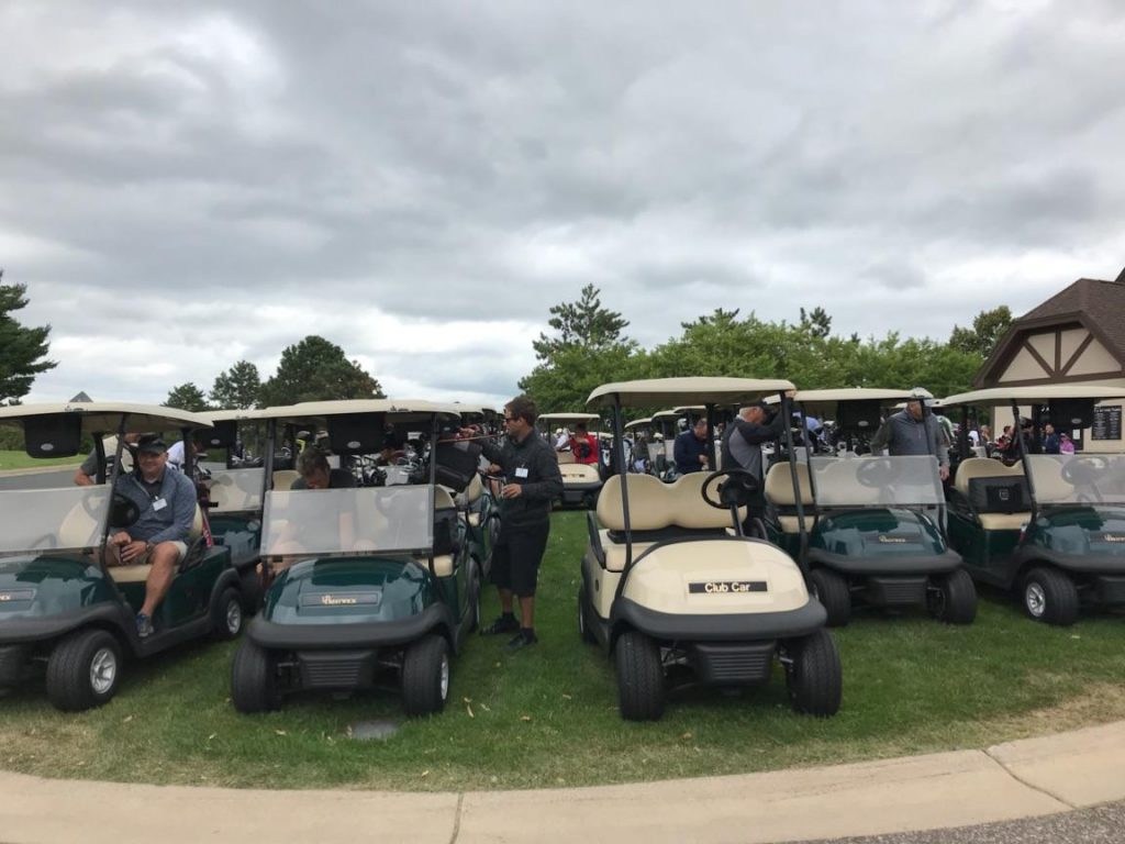 2018 Charity Golf Tournament Custom One Homes