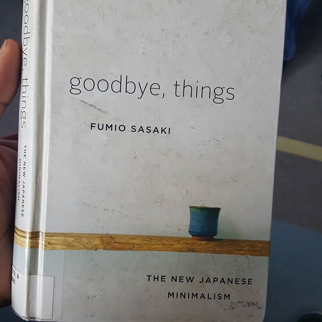 This was a glimpse into the life of a man who was in an unhappy state, but managed to break out of it by embracing minimalism. Our relationships with our possessions can be toxic. It's important to be able to recognize this and find solutions before we become enslaved by what we own. #motivation #inspiration #mindfulness #goals #philosophy #book #quote #psychology #minimalism #fumiosasaki #goodbyethings