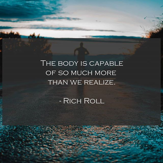 People like Rich Roll are important. They shine a light on the depths of human potential. When the extremes are pushed, the baseline for everyone else rises as well. #motivation #inspiration #mindfulness #goals #philosophy #book #quote #psychology #running #richroll #findingultra