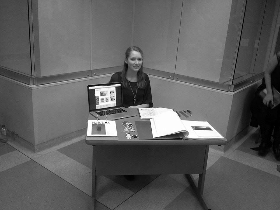 Began UX design internship - October 1, 2013