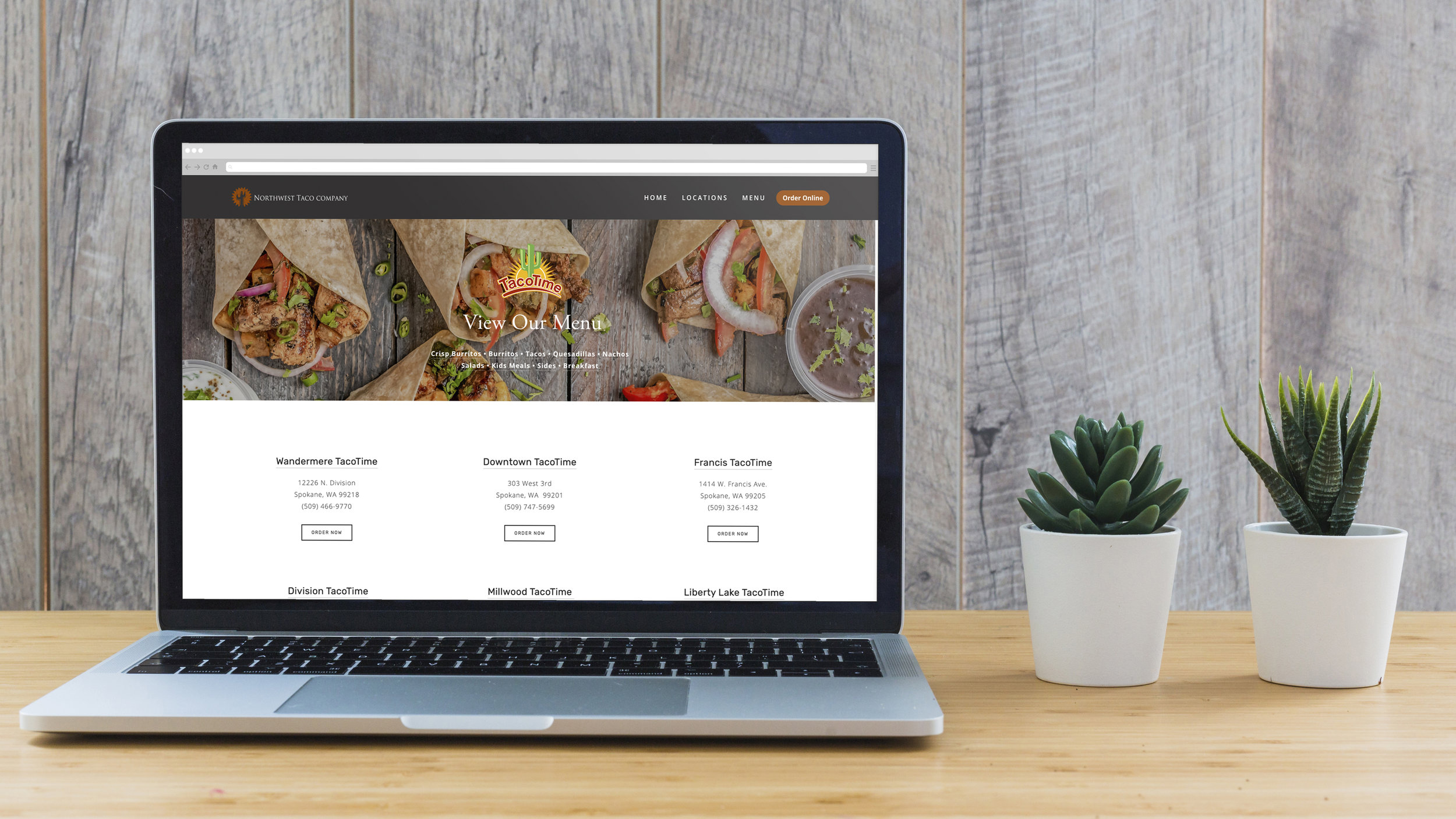 It's a Package Deal - a full designed squarespace site for just $1000