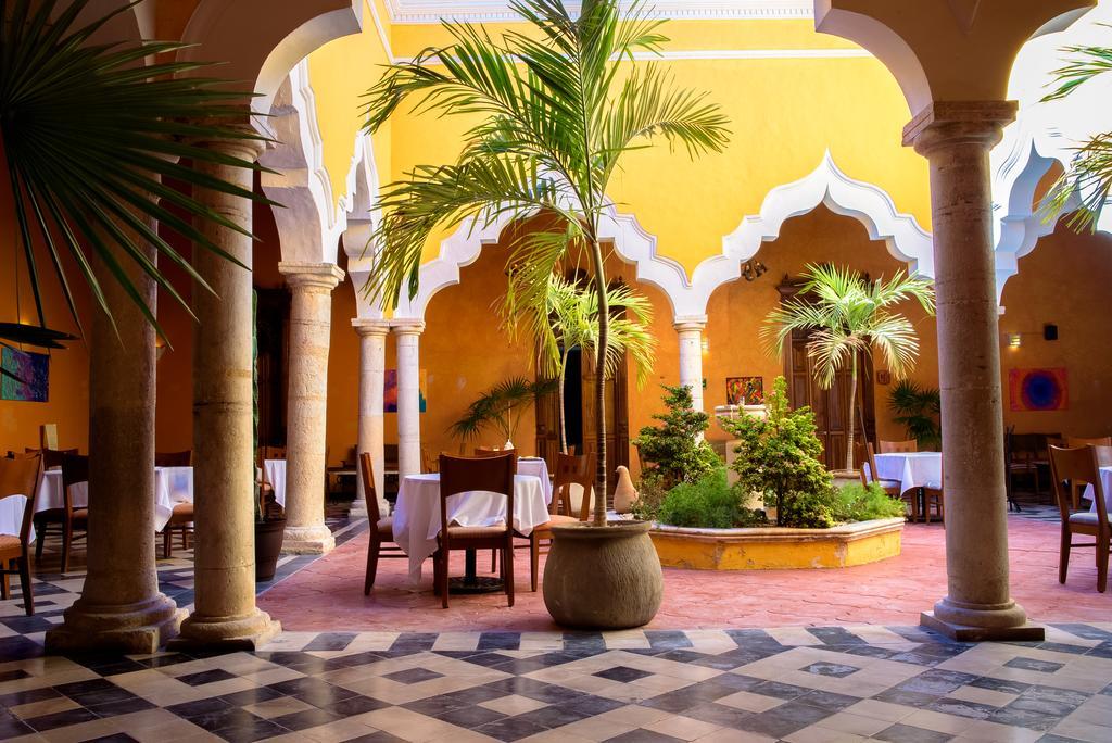 bright & airy hotel boutique in Merida hotel