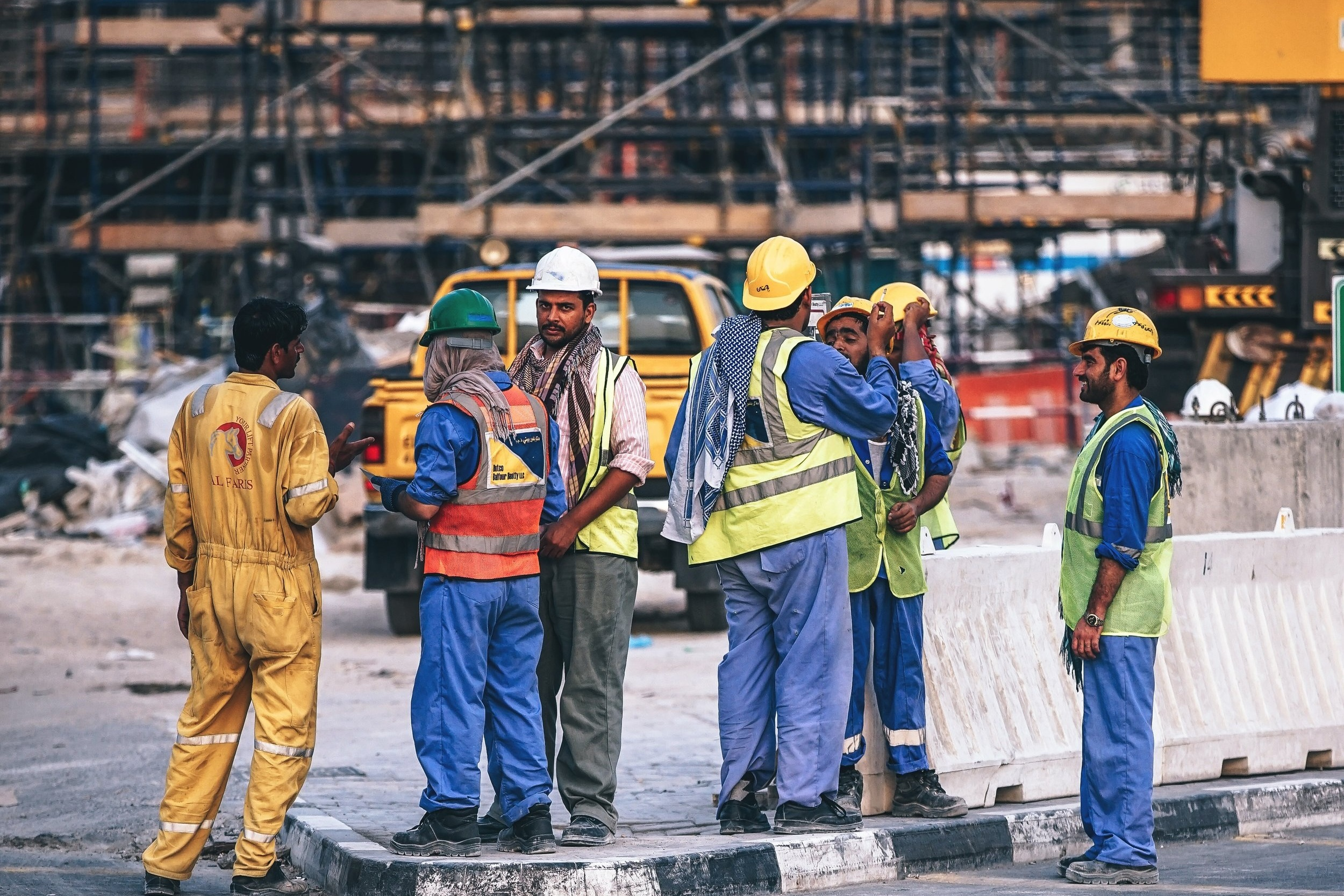 Safety Apparel -