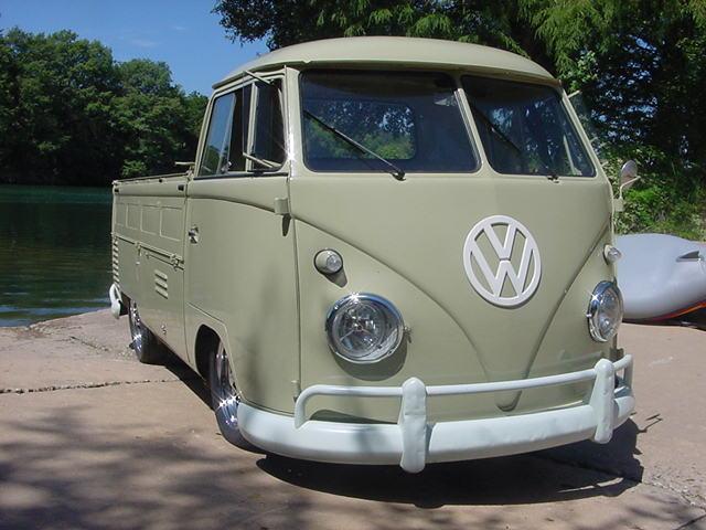1961 VW Singlecab