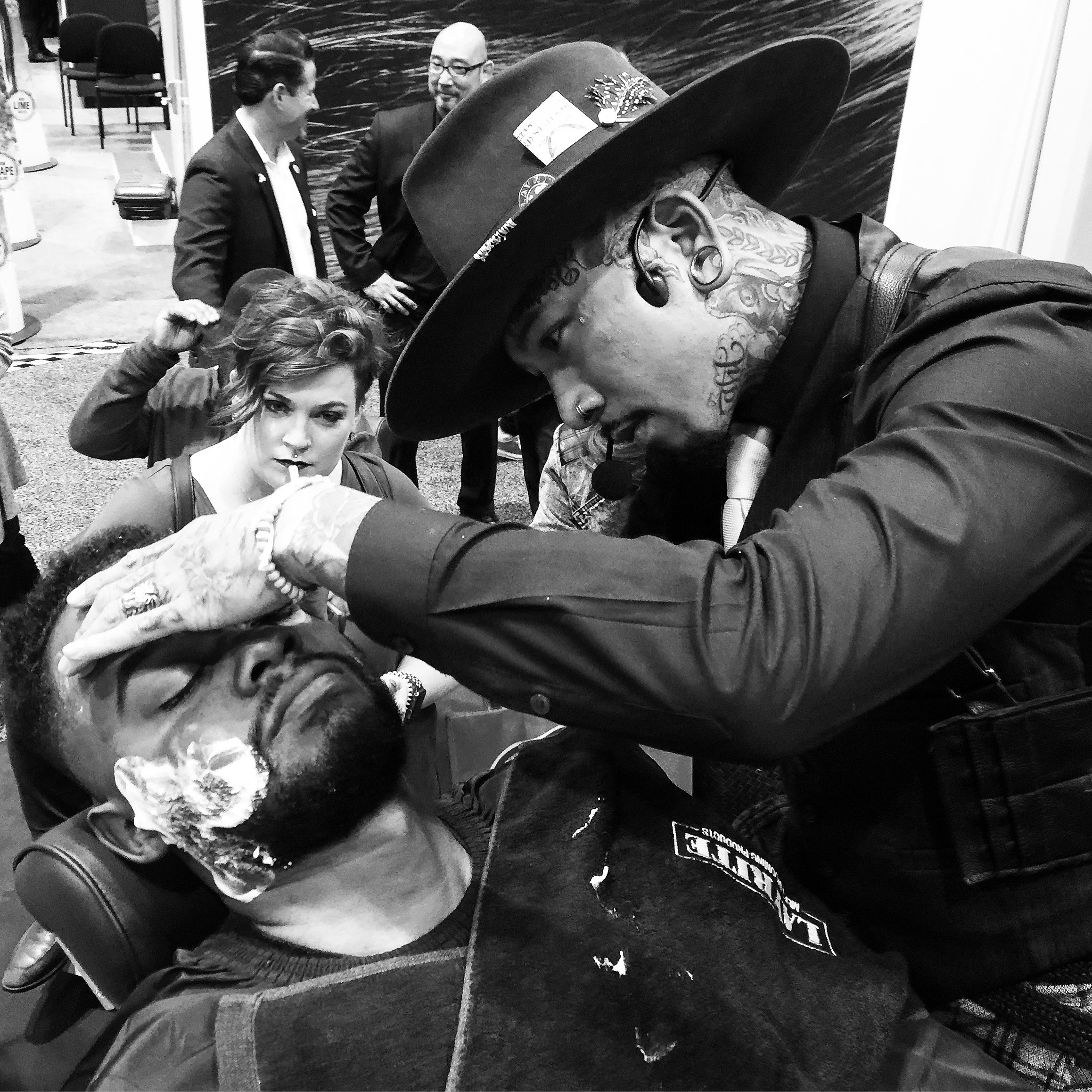 Julius Cvesar - Barber/Creative Director