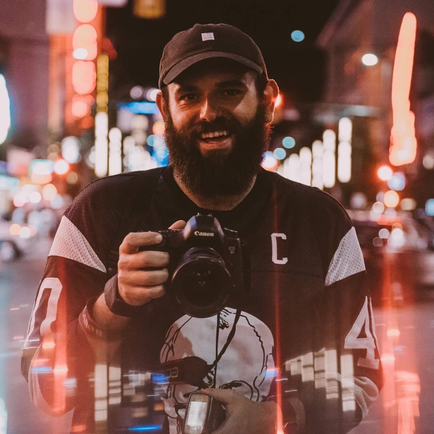 Joshua Grafstein - Short Form Video Creator