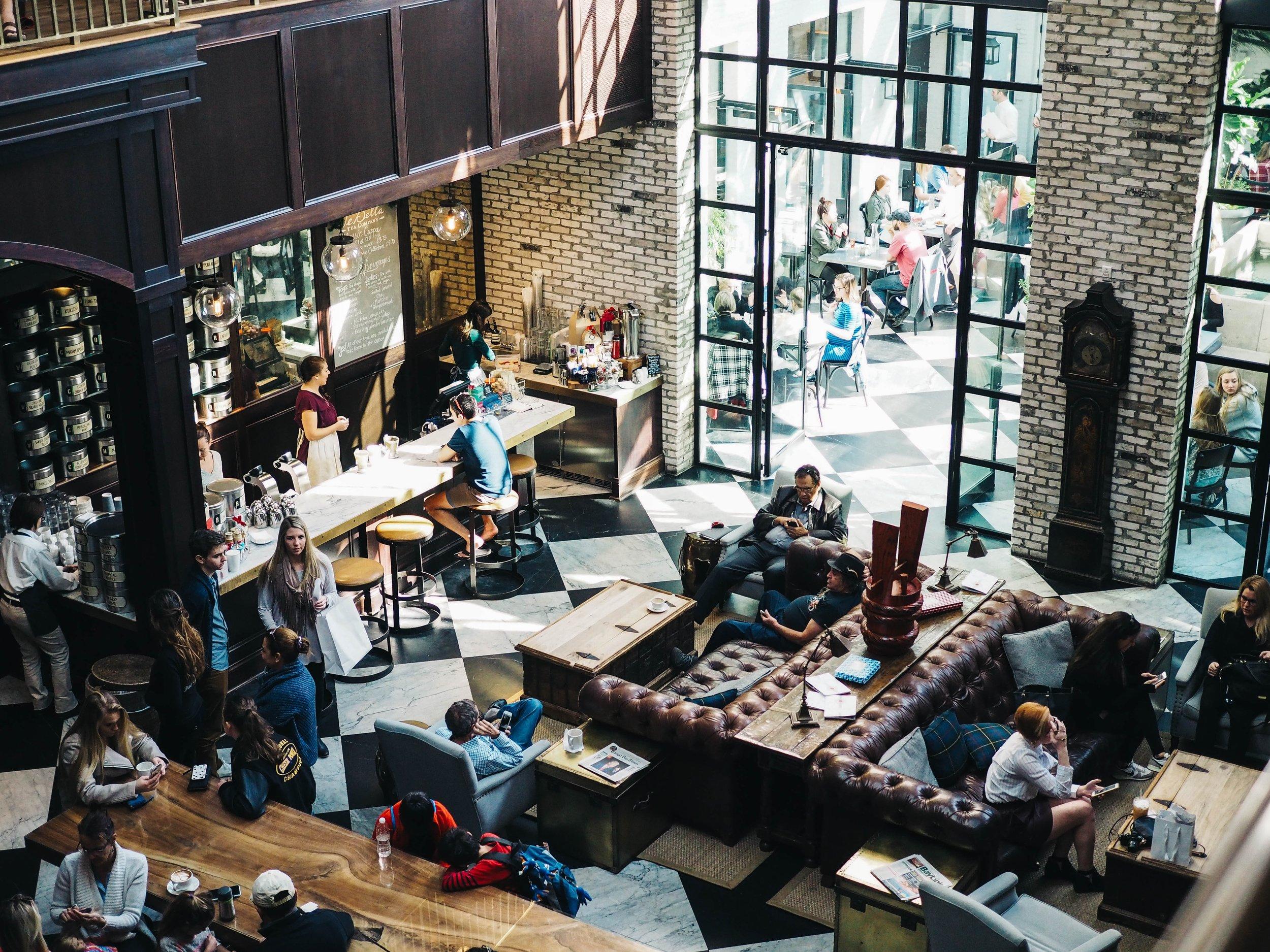 Restaurants-Bars-Lounges