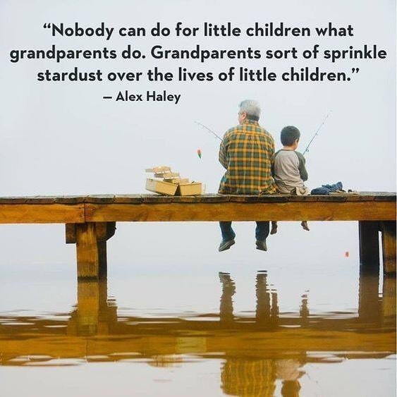 We are blessed for our elders and how they support our growing families ❤️ They are active, they are loving and they hold the hands of our wee ones when we cannot ❤️ #love #growactive #heartconnection #family #mana #childhoodmemories