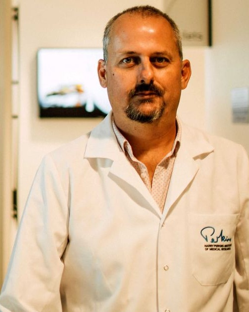 Prof Alistair Forrest - University of Western AustraliaSystems Genomics