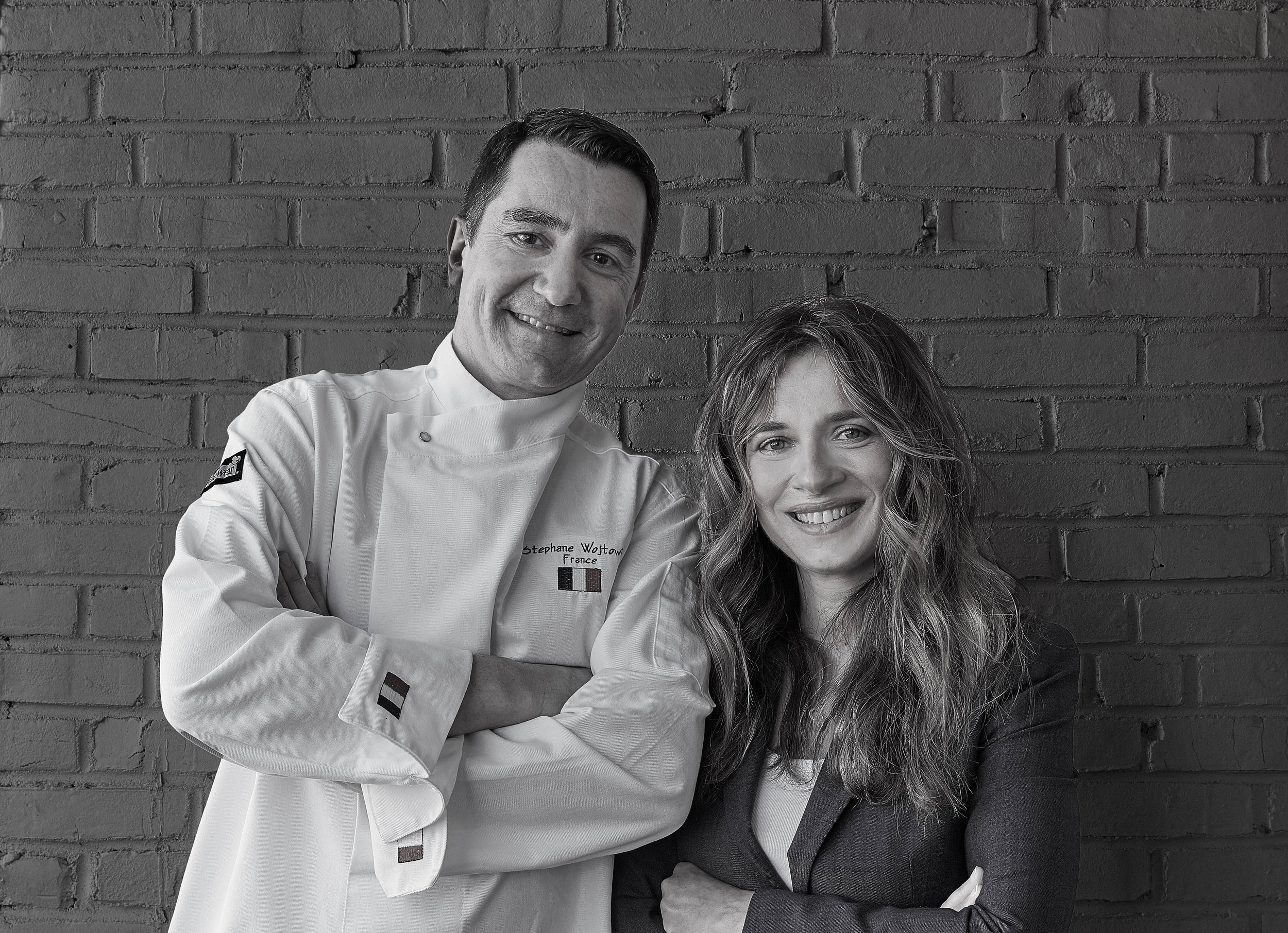 After being born and raised in Lyon, France, the French capital of gastronomy, Stephane's vision of crafting beautiful artisan pastries started at the early age of 16. With two diplomas in hand, one for Baking and another for Pastry Art, Stephane mastered his skills in Lyon before receiving the honor of becoming the head baker at La Cigale in Beirut, Lebanon. After 7 years at one of the most prestigious pastry shops in Lebanon (La Cigale), Stephane decided it was time to leave Beirut and make the move to Philadelphia with his family where he began working as the head baker for George Perrier and his signature restaurants. Seeing an opportunity to expand the culinary scene of Philadelphia in 2008, Stephane founded and opened, Au Fournil Inc., his own French Artisanal bakery. A few years later in 2012, Au Fournil Inc. proved to be a mainstay supplying the top restaurants, coffee shops, and hotels in the Greater Philadelphia Area. Needing more hands on the team for the rapidly growing business, Stephane's wife, Nayla, decided to join the team as a full time member.