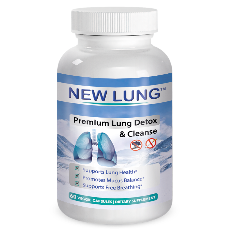 lung detox supplement
