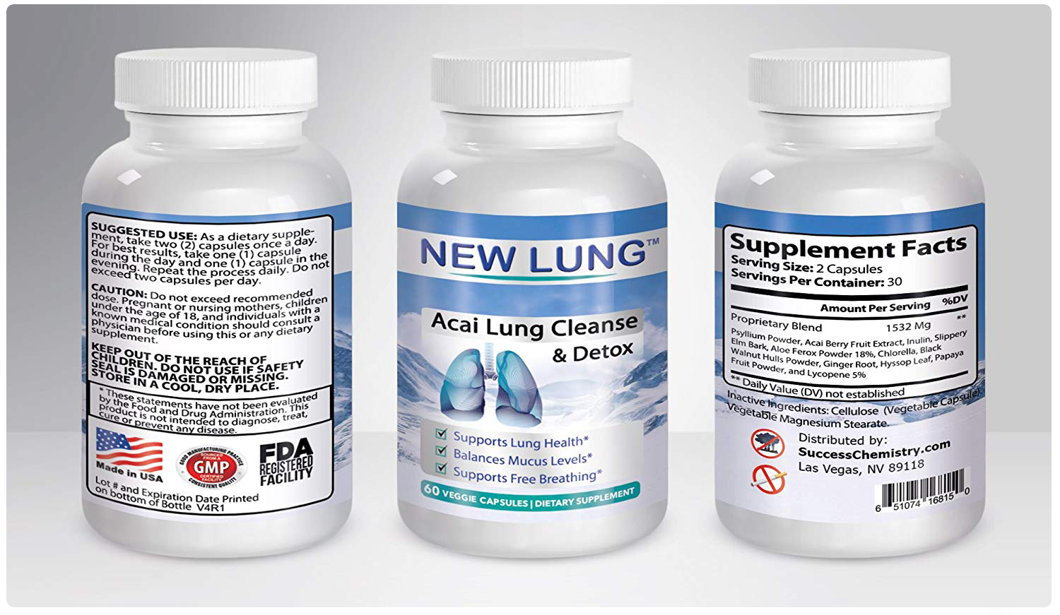 lung cleanse and lung detox