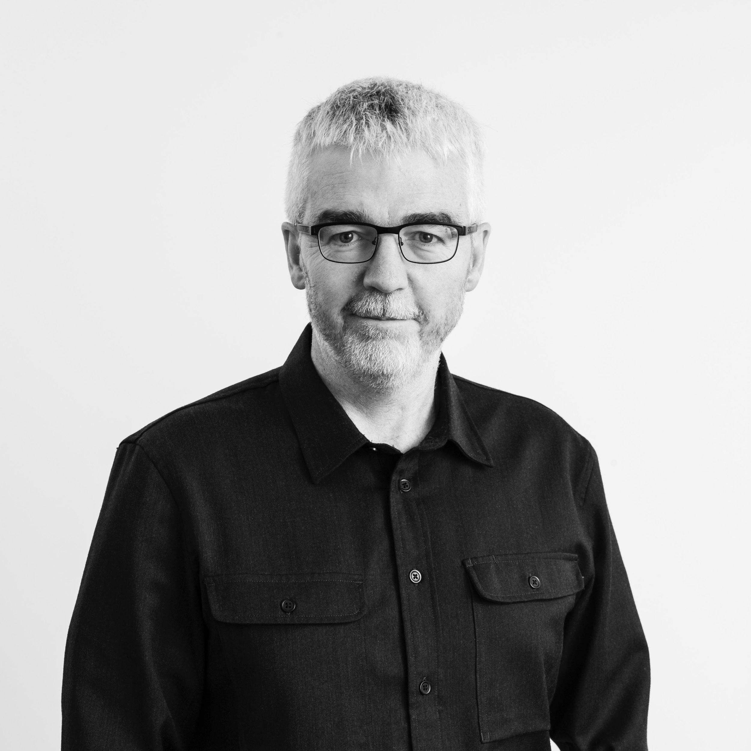 Tony Hoare - DirectorB Arch (hons)ANZIA