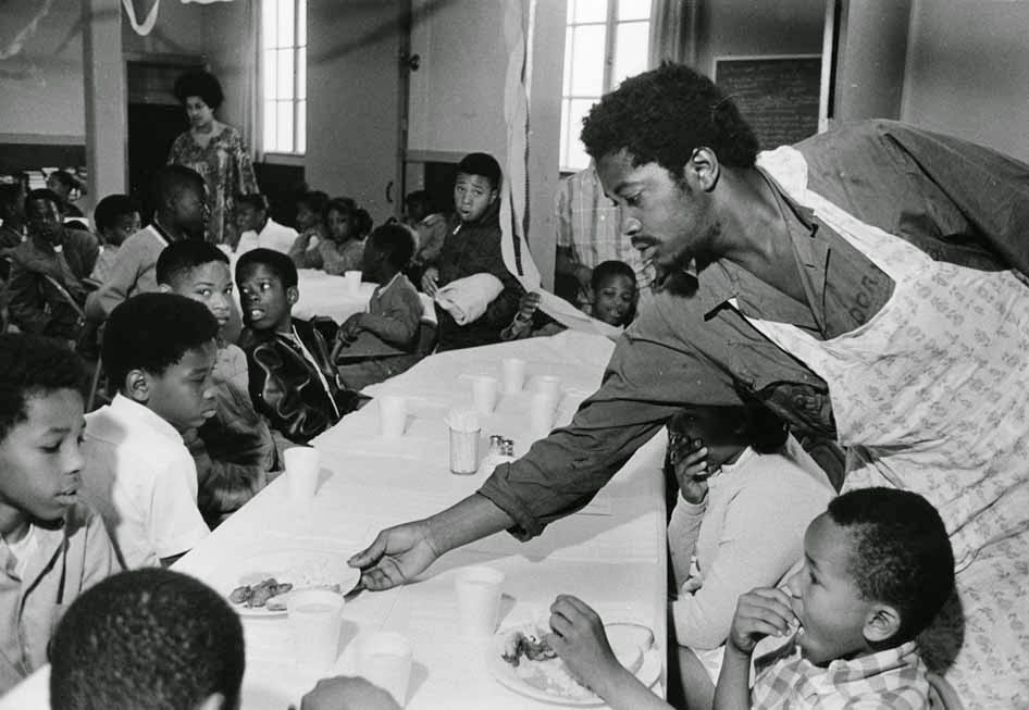 The Black Panther Party's Breakfast program