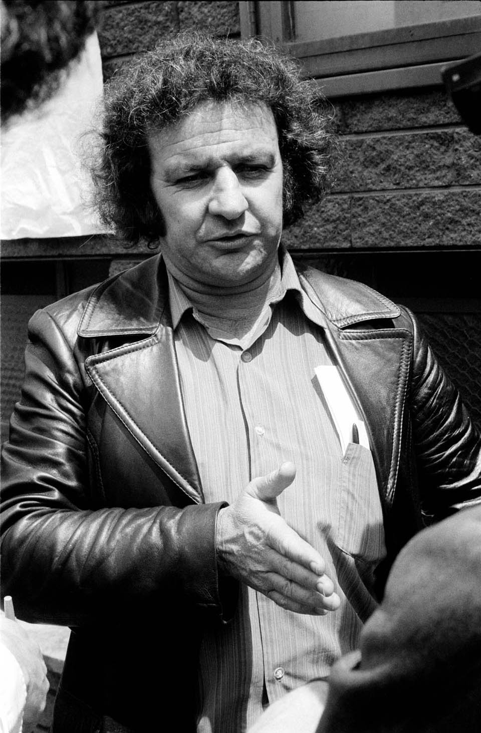 Jack Mundey, Militant communist and trade unionist, led the historic NSW BLF from 1968 - 1975