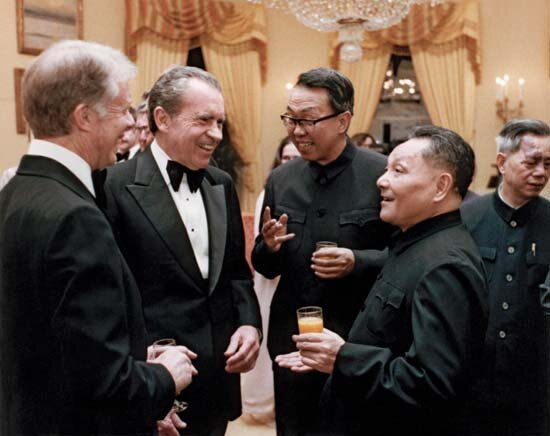 "Deng Xiaoping, the mastermind of ""Opening and Reform"" in China"