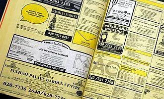 Is the printed business directory dead?