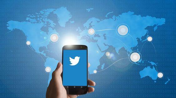 twitter global reach