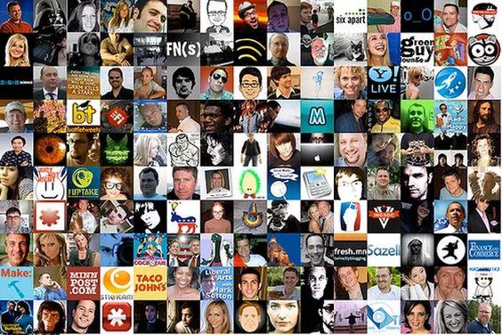 create a Twitter following