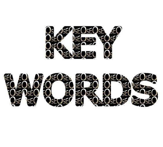 Keywords and SEO = Vital