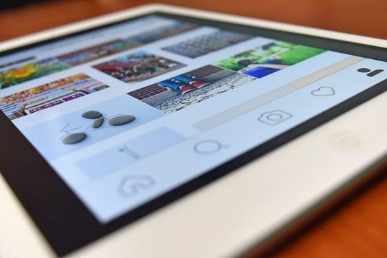 instagram for mobile devices