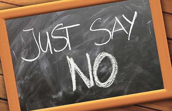 Freelancing means knowing when to say No