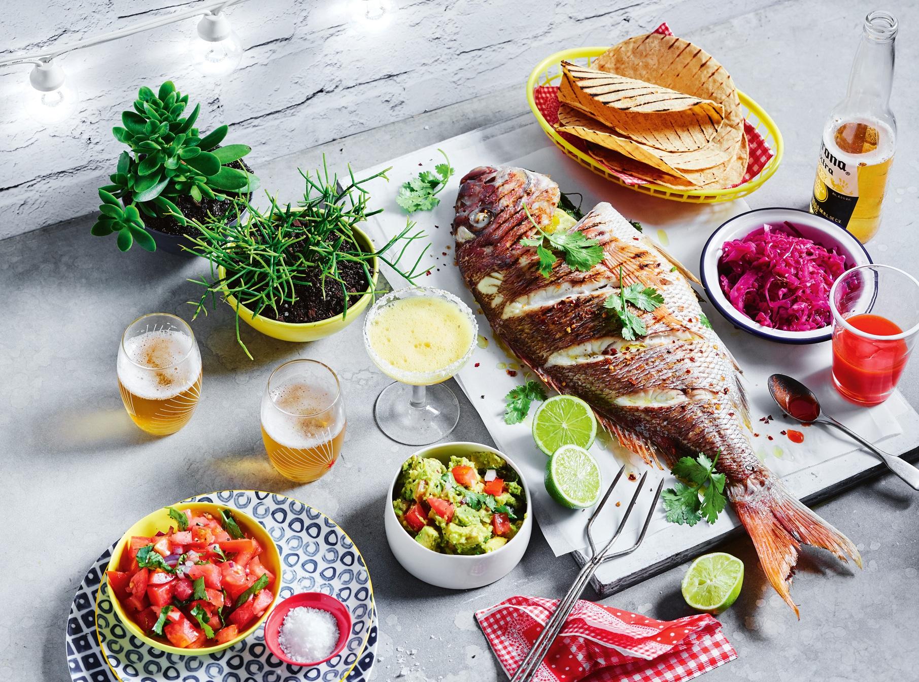 Fiesta Mexicana - Delicious Magazine