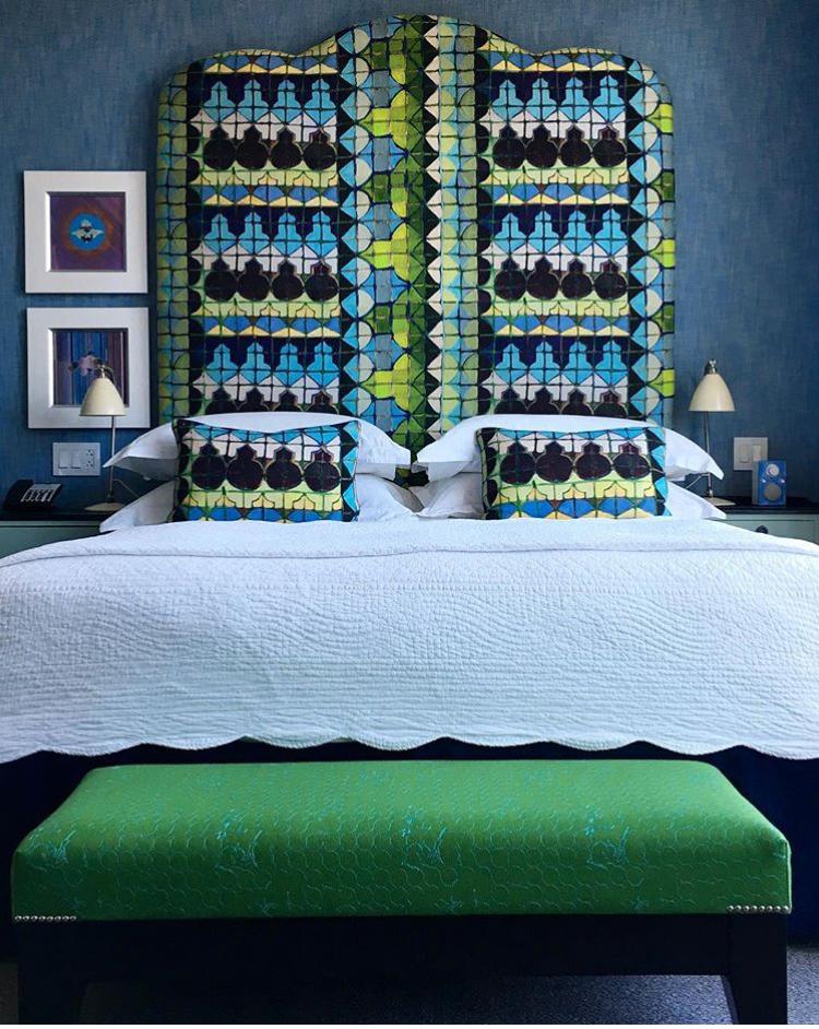 CROSBY STREET HOTEL - EDIT Persia linen