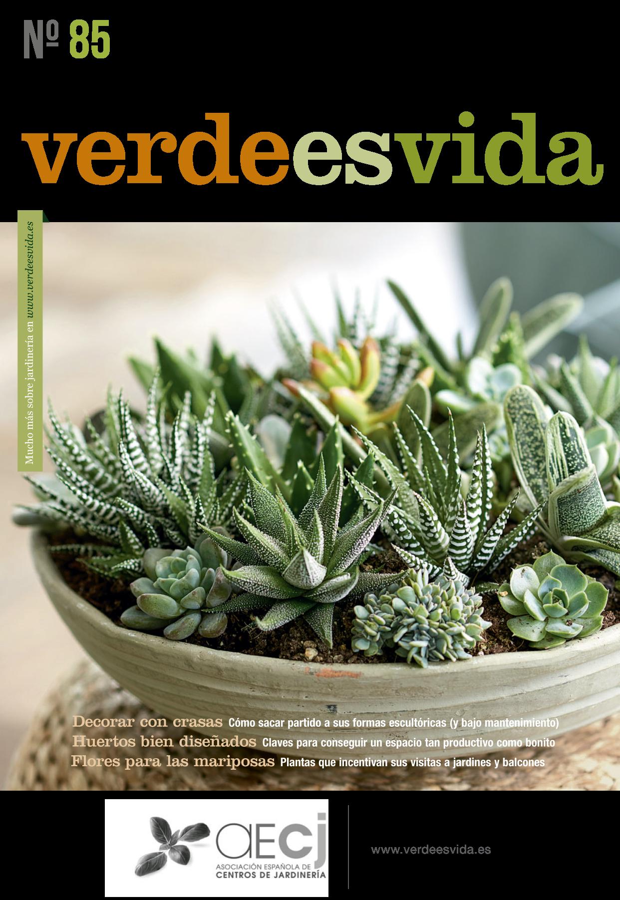 Revista verdeesvida nº 85