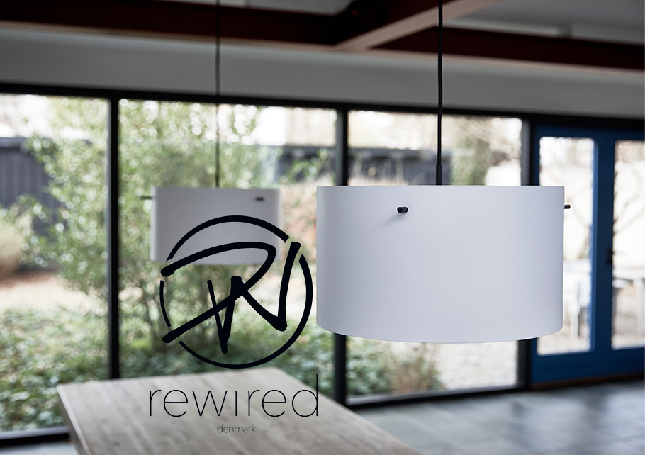 2016: rewired - New brand rewired by Frandsen Project is launched.