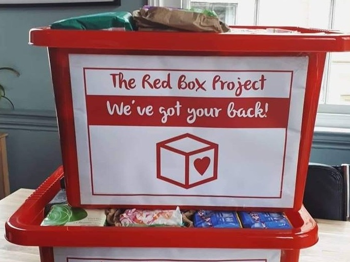 Information for Schools - Interested in having a Red Box at your school and supporting young people?