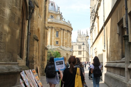 Uncomfortable Oxford - Uncomfortable Oxford runs public engagement walking tours, lectures, and workshops on Oxford's 'uncomfortable' past.