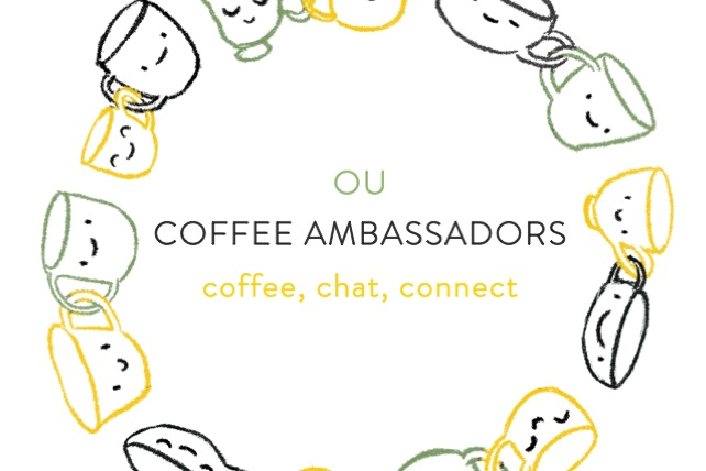 OU Coffee Ambassadors - Coffee Ambassadors aims to connect Oxford Uni students and postdocs who want to chat with (experienced) peers who want to listen. At a local café. Over a free coffee.