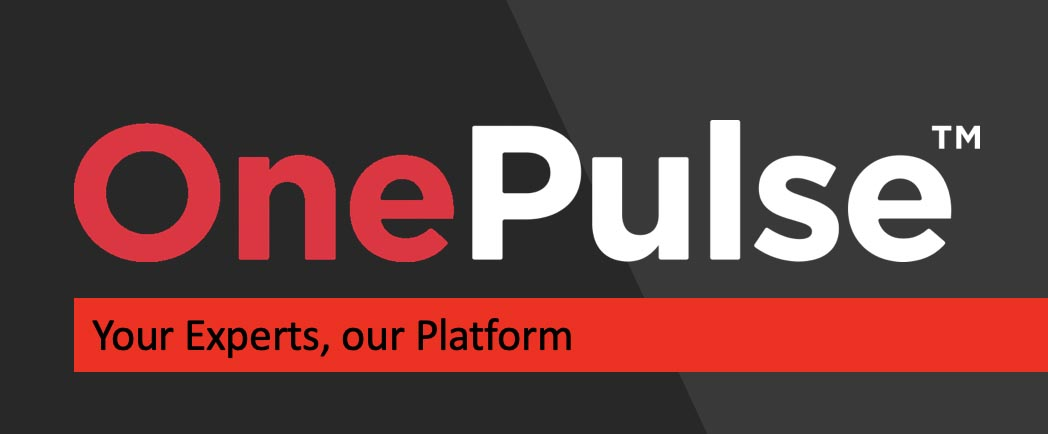 Click to view our OnePulse™ Software