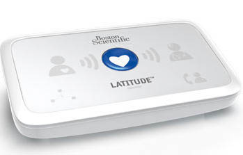 Device Monitor - This monitor allows your implanted cardiac device to transmit to your doctor. Often, monitors are included with your implant and other times they need to be requested.If you do not have one, please click below for assistance in obtaining