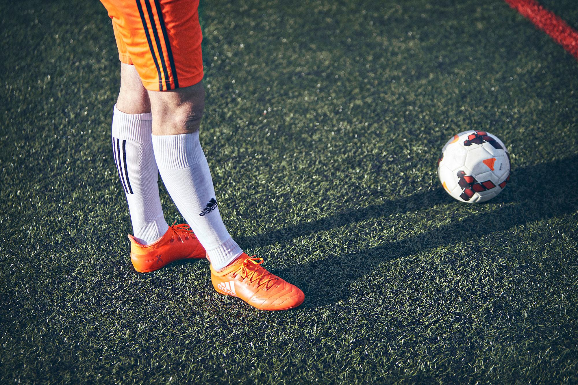 Football lifestyle - Sam Todd