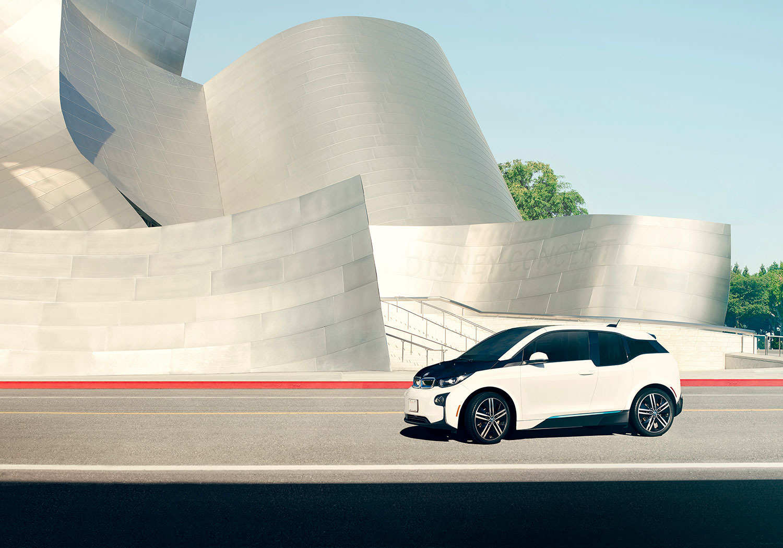 BMW i3 - Rob Payne