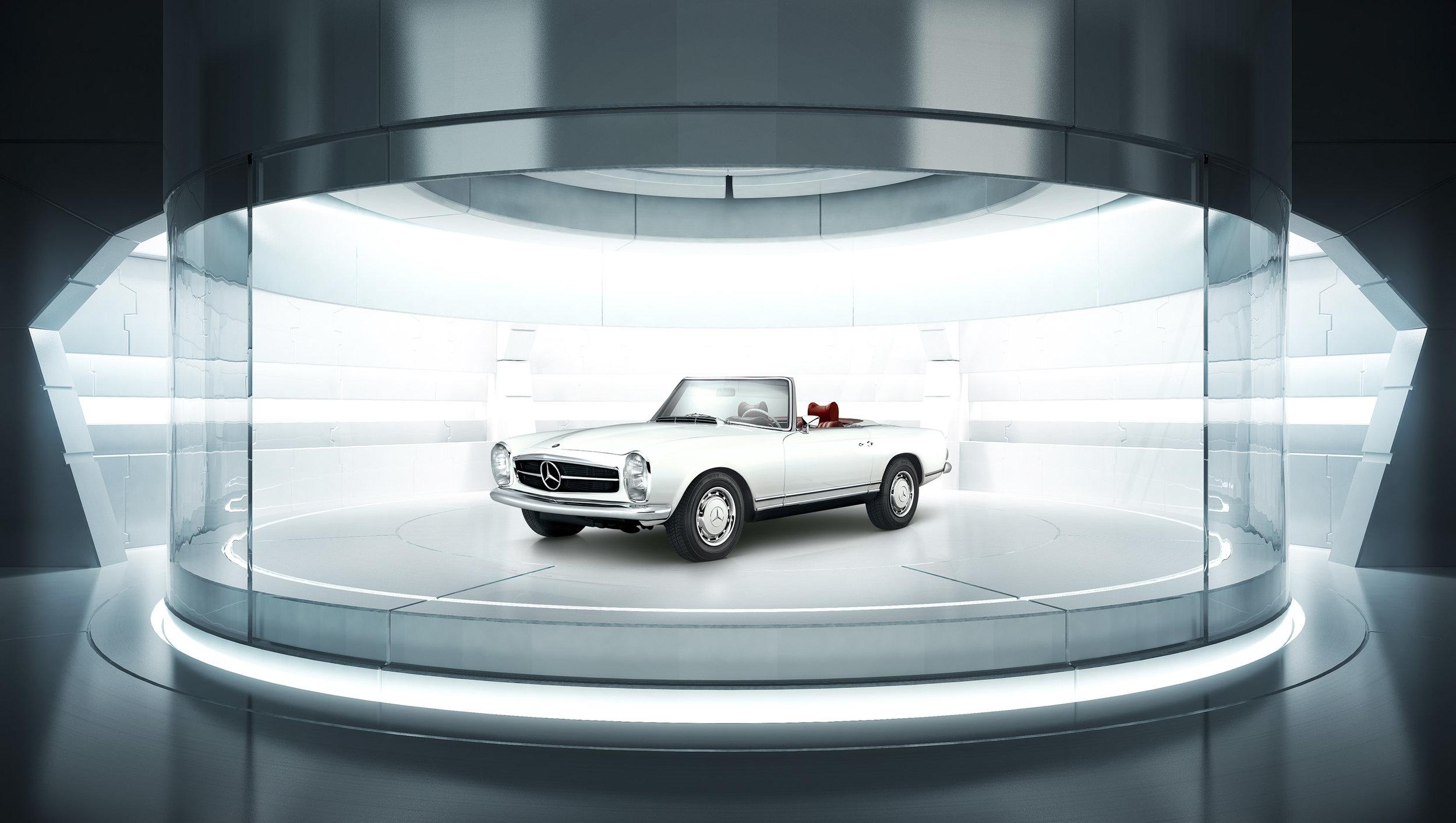 Mercedes-Benz - SL280 Pagoda